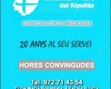 Centre Mèdic Ripollès