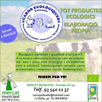 Carns Ecològiques Yolanda el Masnou
