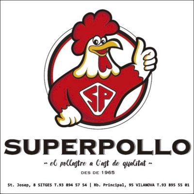 El Super Pollo rostisseria i pollastres a l'ast a vilanova i la geltrú i sitges