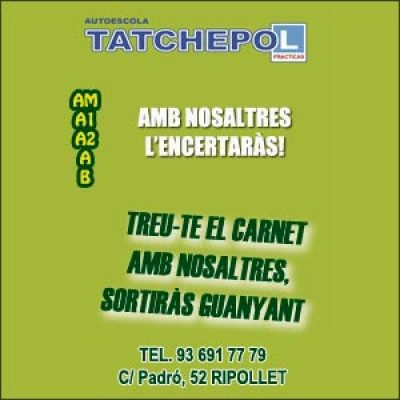 Autoescola Tatchepol Ripollet