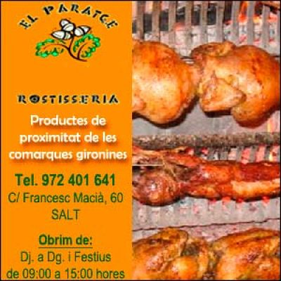 Salt Rostisseria El Paratge