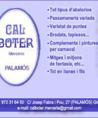 Merceria Cal Boter Palamós