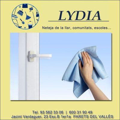 Lydia Neteges