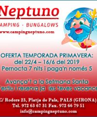Càmping Neptuno Pals