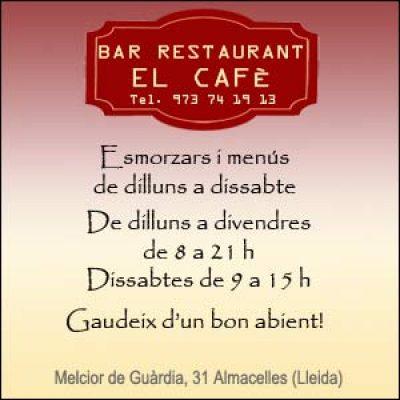 Bar El Cafè Almacelles