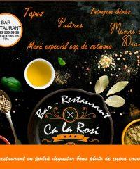Restaurant Ca la Rosi Teià