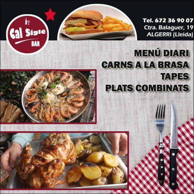 Algerri Bar Cal Sigle