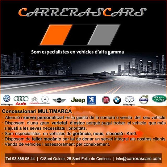 Taller CompraVenda Sant Feliu Codines CarrerasCars