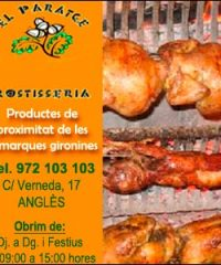 Anglès Rostisseria el Paratge Girona