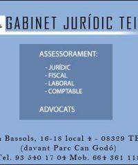 Gabinet Jurídic Teià