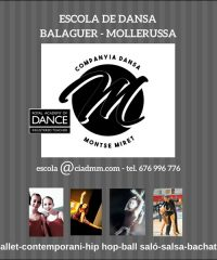 Escola Dansa Montse Miret Balaguer