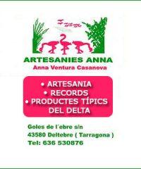 Artesanies Anna Deltebre Productes Delta