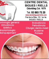 Centre Dental Dentistes Bigues