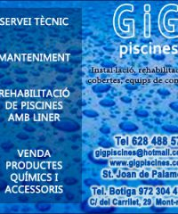 GiG Piscines Palamós