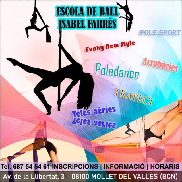 Poledance Mollet Cheerleading Dance Acrobàtic: