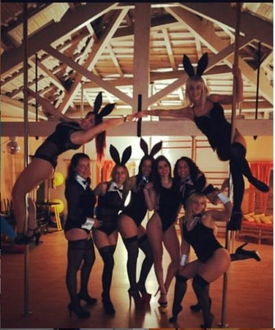 Poledance Mollet Cheerleading Dance Acrobàtic 2