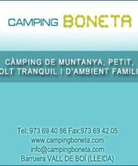 Càmping Boneta Barruera