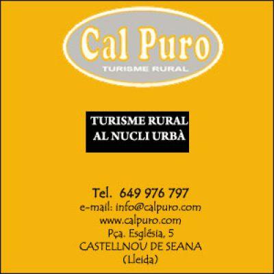Turisme Rural  Castellnou Seana Calpuro