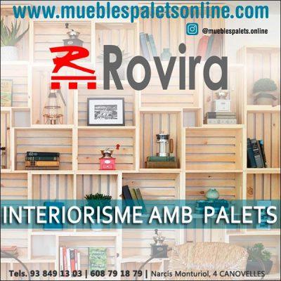 Mobles Palets Canovelles