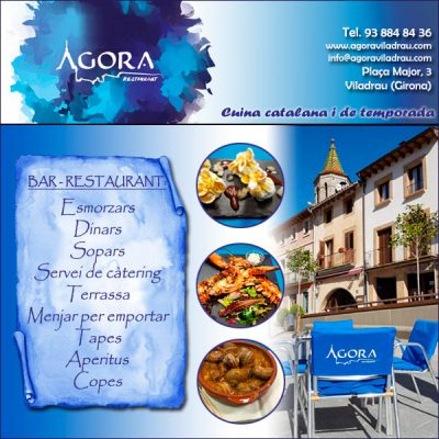 Restaurant Àgora Viladrau