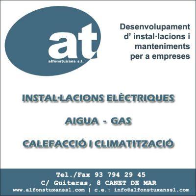 Alfons Tuxans Electricitat Canet
