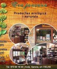 Herbolari Productes Eco Vielha Erajancana