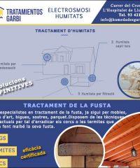 Barcelona Humedades Humitats Garbi