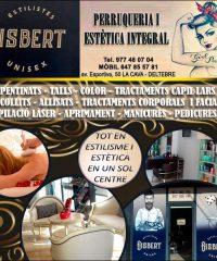 Deltebre Perruqueria Estètica Gisbert