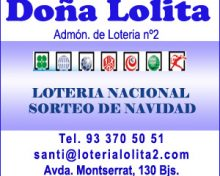 Lotería Lolita 2