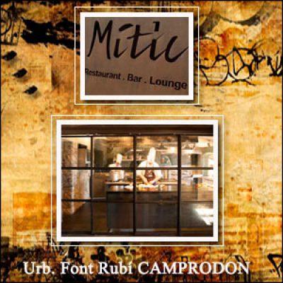 Restaurant Camprodon Mític