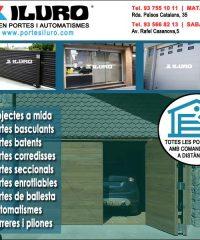 Portes Garatge Iluro Mataró