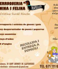 Perruqueria Canina Felina Llavaneres Trapelles