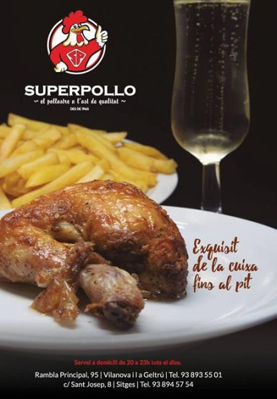 el super pollo