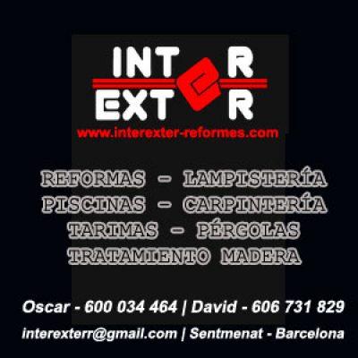 Interexter Reformes Integrals Sentmenat