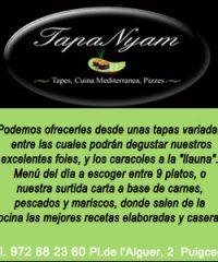 Restaurant Puigcerdà Tapanyam