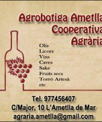 Agrobotiga Ametlla Mar CooperativaAgrària