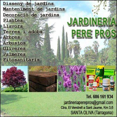 Jardineria Pere Pros Santa Oliva