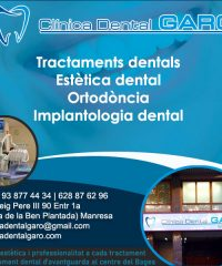 Manresa Bages Clínica Dental Garó