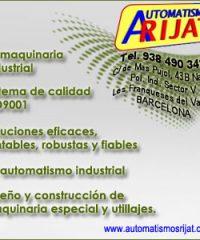 Les Franqueses Automatización Industrial Automatismos Rijat