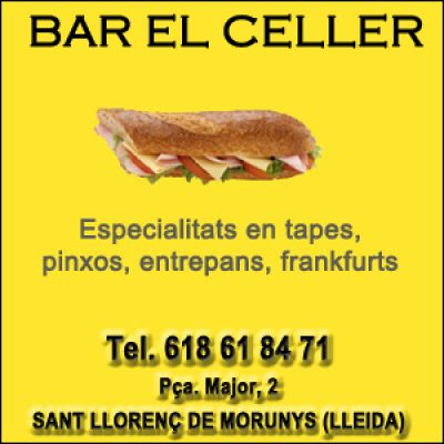 Bar El Celler