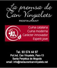 Santa Perpètua Restaurant Premsa Can Vinyalets
