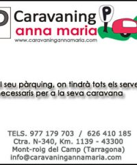 Pàrking Caravanes  Mont-roig AnnaMaria