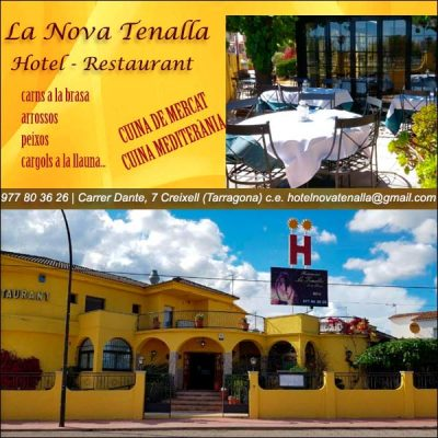 Creixell Hotel Restaurant la Nova Tenalla