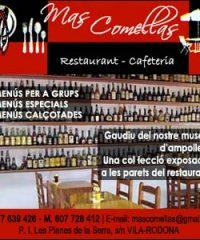 Restaurant Mas Comellas Vila-Rodona Tarragona