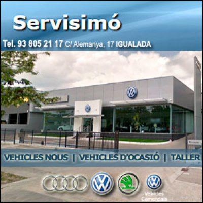 Servisimó Igualada Audi Volkswagen Skoda