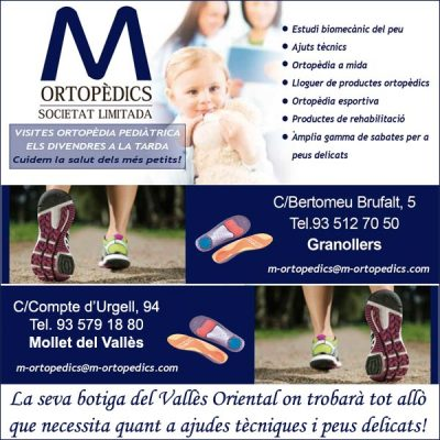 M-Ortopèdics Ortopèdia Mollet Vallès