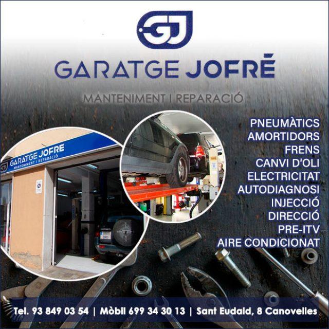 Canovelles Taller Mecànic Garatge Jofre