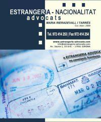 Girona Especialistes Nacionalitat Estrangeria Advocats