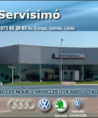 Servisimó Mollerussa Audi Volkswagen Skoda