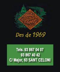 Restaurant Els Avets Sant Celoni